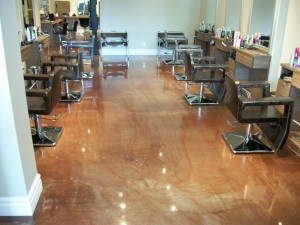 Stained Concrete Little Rock, AR | Decorative Concrete Finishes