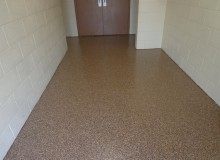 Epoxy Flooring Little Rock, AR | Decorative Concrete Finishes
